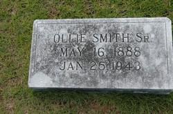 Ollie Smith, Sr