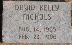 David Kelly Nichols