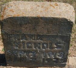 Frank Nichols