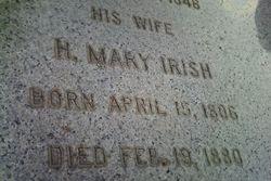 H. Mary Irish