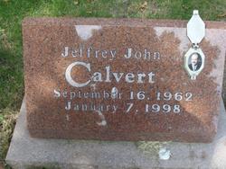 Jeffrey John Calvert