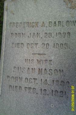 Susan <i>Nason</i> Barlow