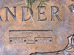 Ted R Alexander
