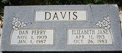 Dan Perry Davis