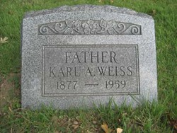 Karl Andrew Weiss