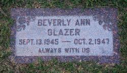 Beverly Ann Glazer