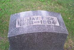 Gilbert Jay Rice