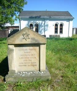 Jewish Cemetery Ceske Budejovice