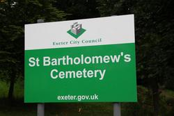 St Bartholomew Cemetery