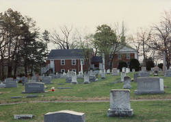 Mount Moriah Methodist Church Cemetery