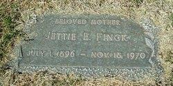 Jettie E Finck