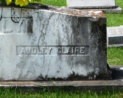 Audley Claire <i>Kennedy</i> Fly