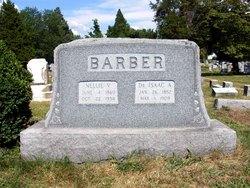 Isaac Ambrose Barber