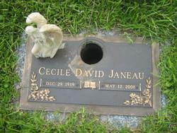 Cecile <i>David</i> Janeau