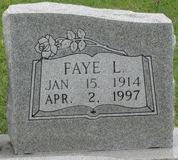 Faye Laura <i>Crocker</i> Burnside