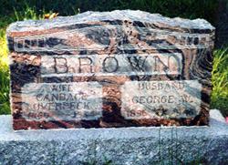 George William Brown