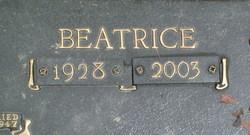 Beatrice Joyce Betty Jo <i>Douglas</i> Reinoehl