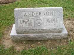 Natalie C. <i>Harvey</i> Anderson