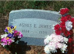 Mrs Agnes Eva <i>Grauel</i> James