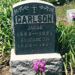 Mrs Elizabeth <i>Sulzen</i> Carlson
