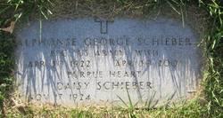 Alphonse George Schieber