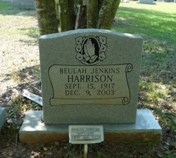 Beulah <i>Jenkins</i> Harrison