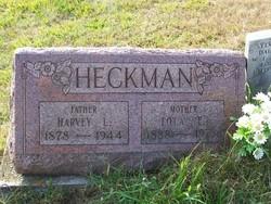 Harvey Ladew Heckman