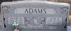 Susie Doris <i>Green</i> Adams