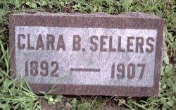 Clara Belle Sellers
