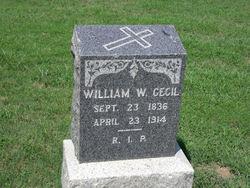 William Washington Cecil