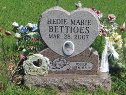 Hedie Marie Bettios