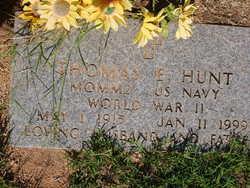 Thomas Everett Hunt