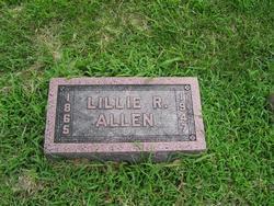 Lillie Rebecca <i>Jameson</i> Allen