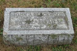 Sarah E. <i>Newman</i> Blackwood