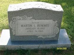 Martin Luther Rummel