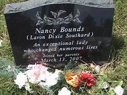 Nancy Bounds