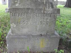 Elizabeth Bertolette