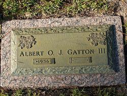 Albert O. J. Gatton, III