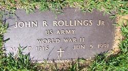 John Robert Rollings, Jr