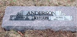 Harvey M Anderson