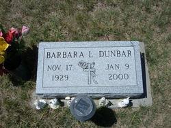 Barbara L. Dunbar
