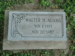 Walter H. Adams