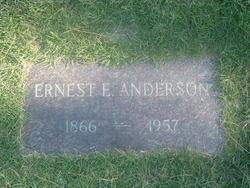 Ernest E. Anderson