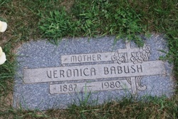 Veronica Elena <i>Matejcik</i> Babush