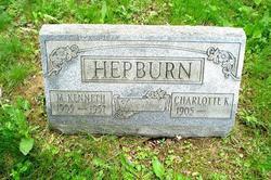 Charlotte K. <i>Sims</i> Hepburn