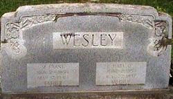 Mose Franklin Wesley