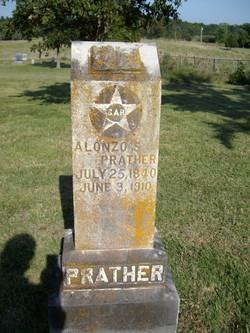 Alonzo S Prather