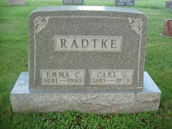Carl Gustave Radtke