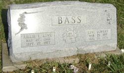 Rillie E. <i>Love</i> Bass