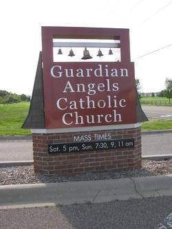 Guardian Angels Catholic Church Cemetery